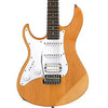 Yamaha Pacifica PAC112J Left Handed - Yellow Natural Satin