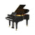 Kayserburg - GH188A Heritage Series Grand Piano - Ebony Polish