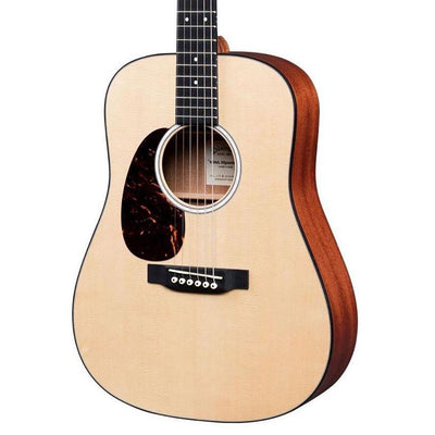 Martin DR10EL Dreadnought Junior Left Handed w/Pick-up
