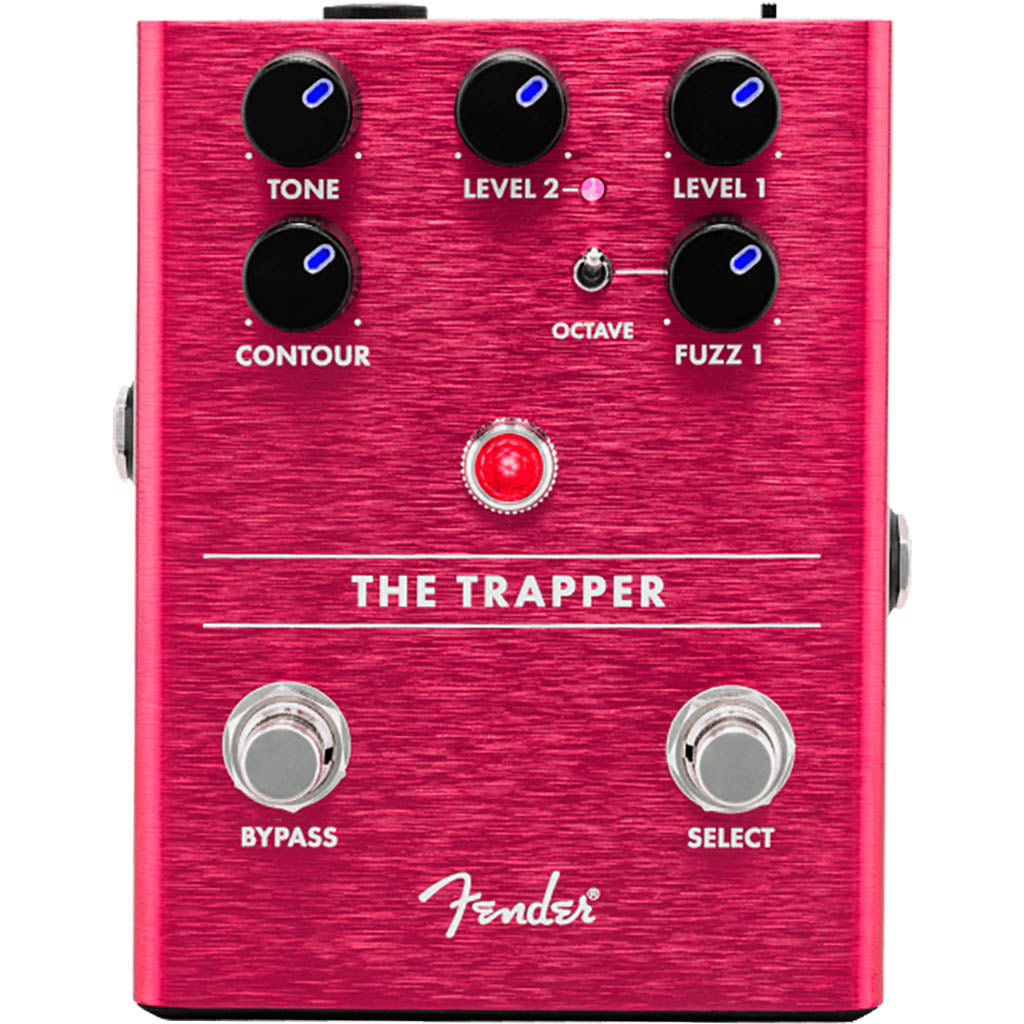 Fender - The Trapper Dual Fuzz Pedal