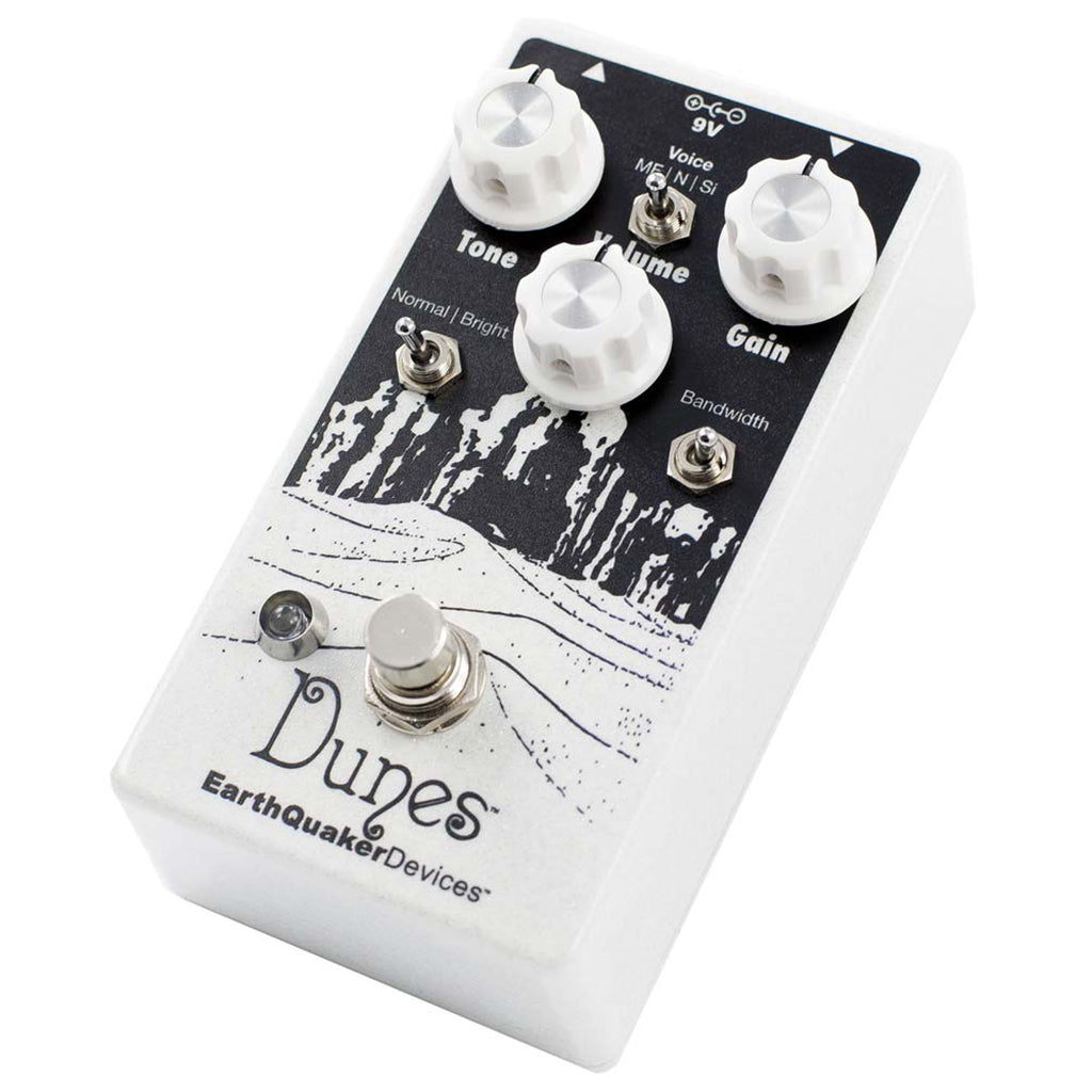 Earthquaker Devices Dunes Mini Mega Ultimate Overdrive V2