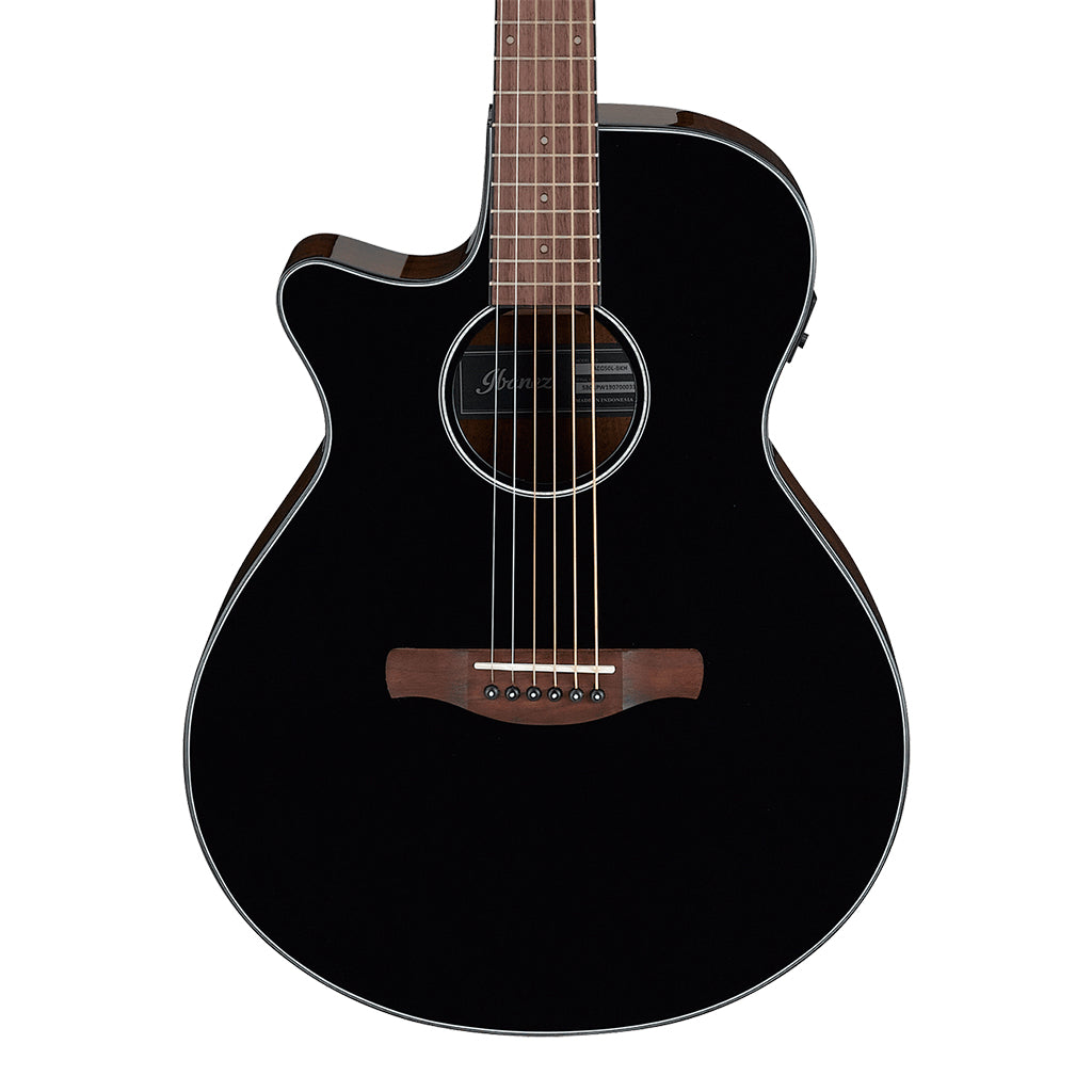 Ibanez AEG50L Left Handed - Black High Gloss