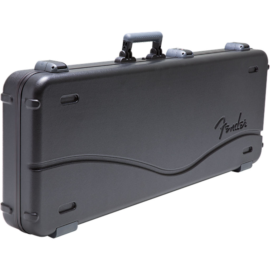 Fender -  Deluxe Moulded Case – JAZZMASTER® JAGUAR®