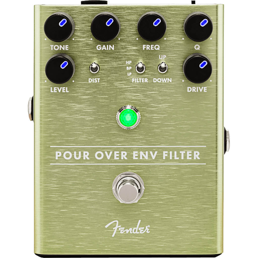 Fender - Pour Over Envelope Filter Pedal