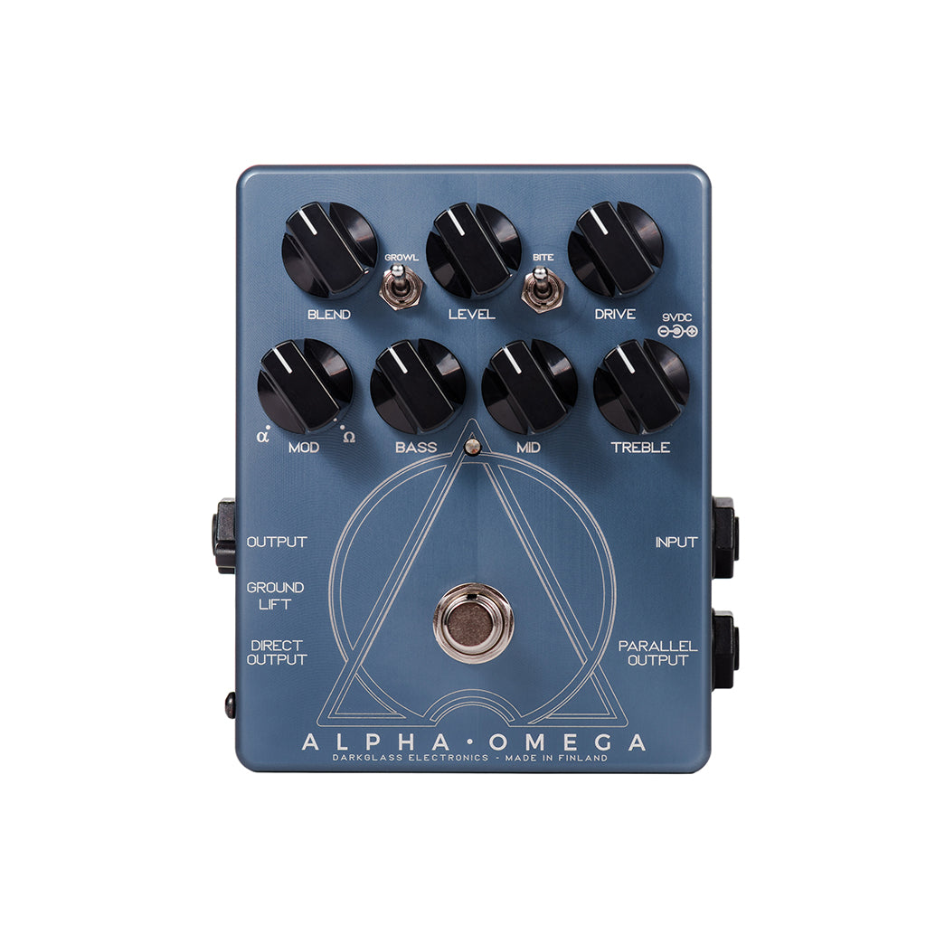 Alpha Omega Bass Preamp