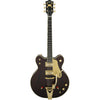 Gretsch - G6122T-62 Vintage Select Edition '62 Chet Atkins® Country Gentleman® - Ebony - Walnut Stain