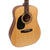 Cort AD810 LH OP Dreadnought Guitar