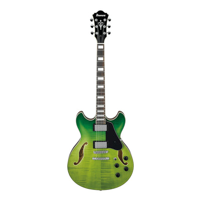 Ibanez AS73FM - Green Valley Gradation