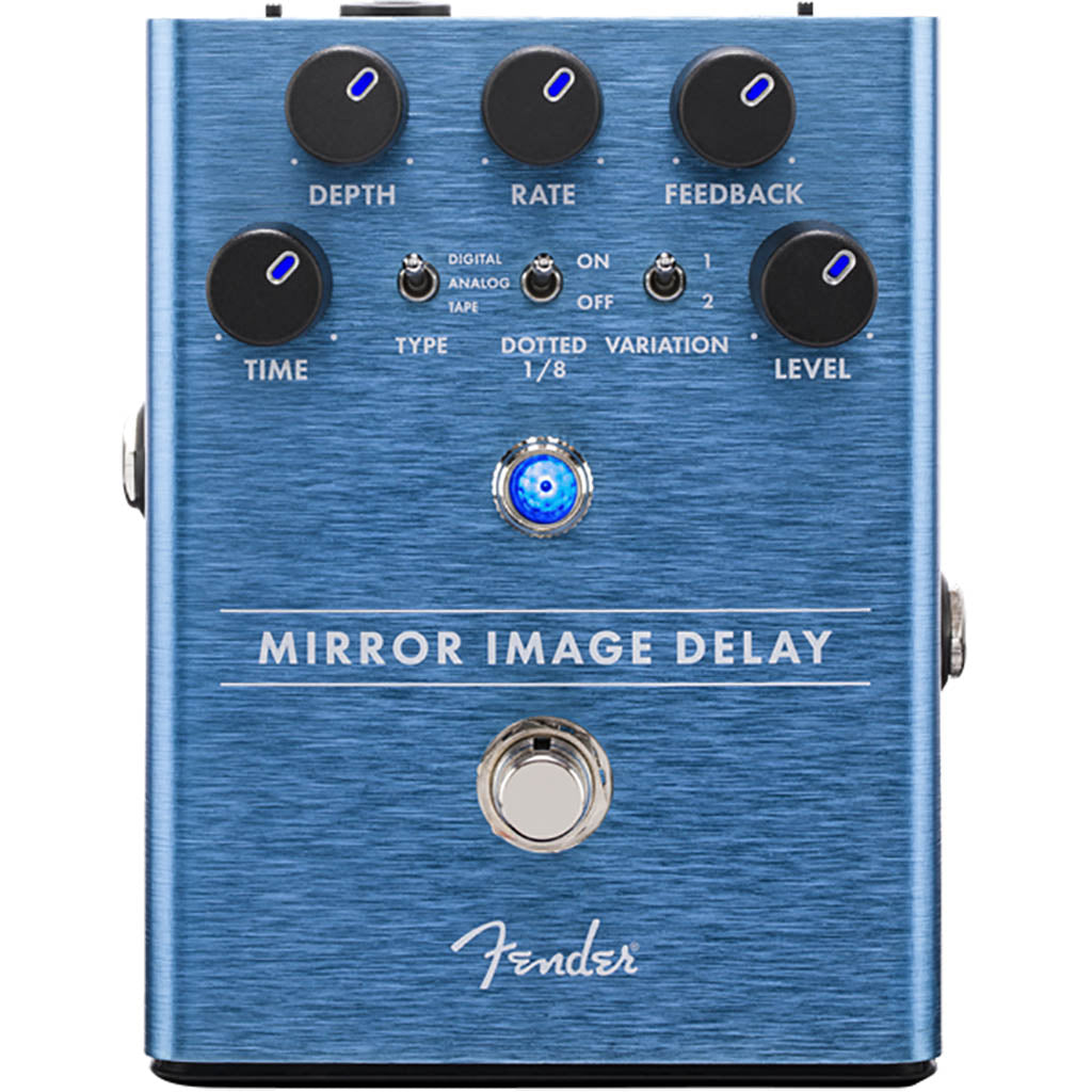 Fender Pedal - Mirror Image Delay