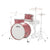 "Ludwig Neusonic 22"" 3 Piece Shell Pack - Coral Red"