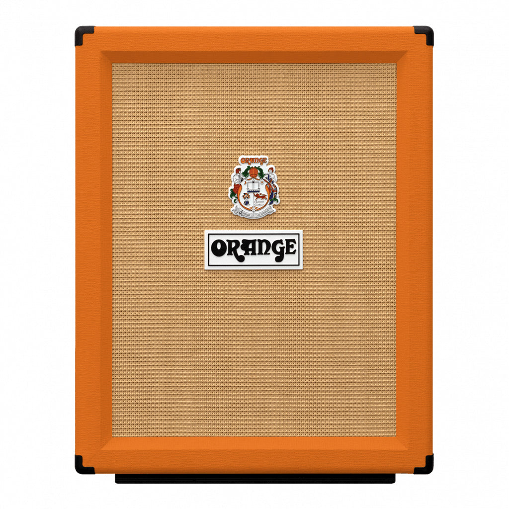 Orange PPC212 V 2 x 12 Speaker Cabinet Vertical - Orange