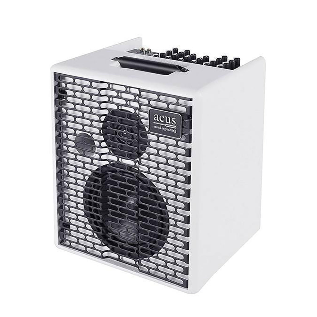 Acus One Forstrings 6T - White 130W Acoustic Guitar Amp