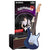 Yamaha Gigmaker 10 Electric Guitar Pack - Dark Blue Metallic