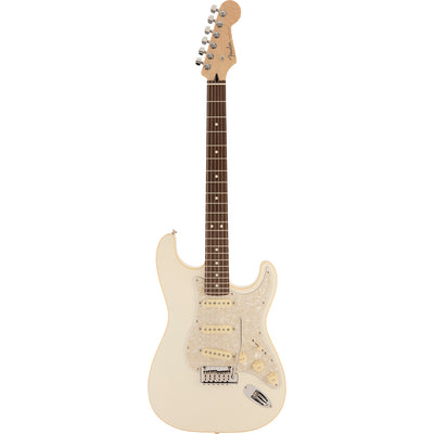 Fender - Made in Japan Modern Stratocaster® - Rosewood Fingerboard - Olympic Pearl