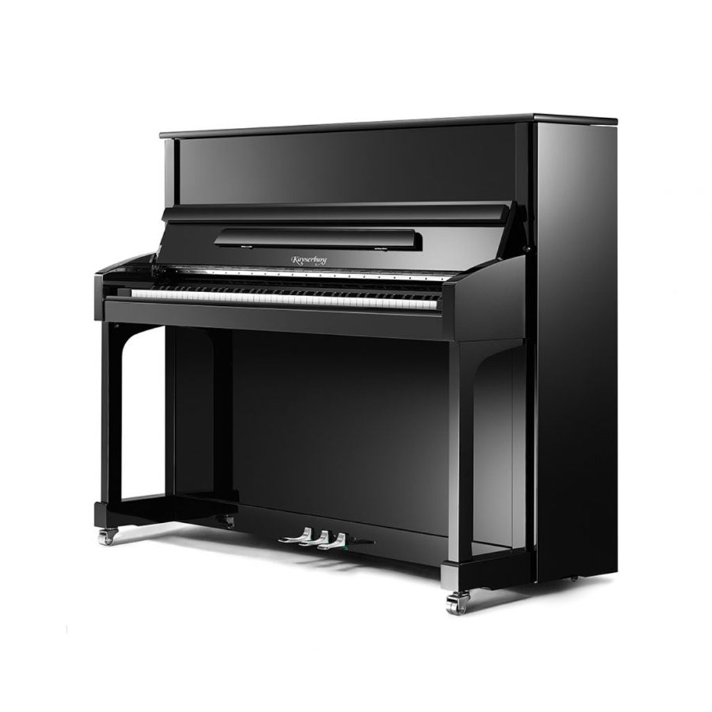 Kayserburg - KHA-6 Royal Vertical Piano - Ebony Polish