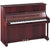 Yamaha U1PMQ Upright Piano - Polished Mahogany