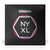 D'Addario - NYXL0942 - NYXL 09-42 Nickel Wound Electric Guitars Strings, Super Light - Electric Guitar Strings