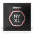 D'Addario - NYXL1052 - NYXL 10-52 Nickel Wound Electric Guitars Strings, Light Top / Heavy Bottom - Electric Guitar Strings