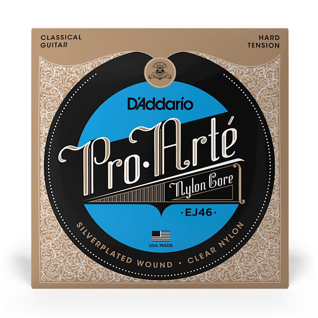 D'Addario - EJ46 - Pro-Arte Nylon Strings - Hard Tension