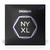D'Addario - NYXL1149 - NYXL 11-49 Nickel Wound Electric Guitars Strings, Medium - Electric Guitar Strings
