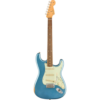 Fender - Vintera Road Worn® 60s Stratocaster® - Pau Ferro Fingerboard - Lake Placid Blue