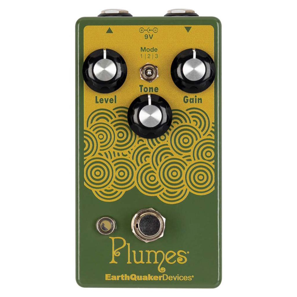 Earthquaker Devices - Plumes - Small Signal Shredder