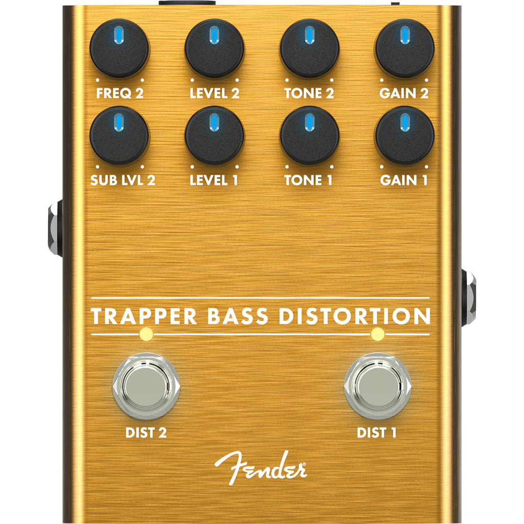 Fender - Trapper Bass Distortion