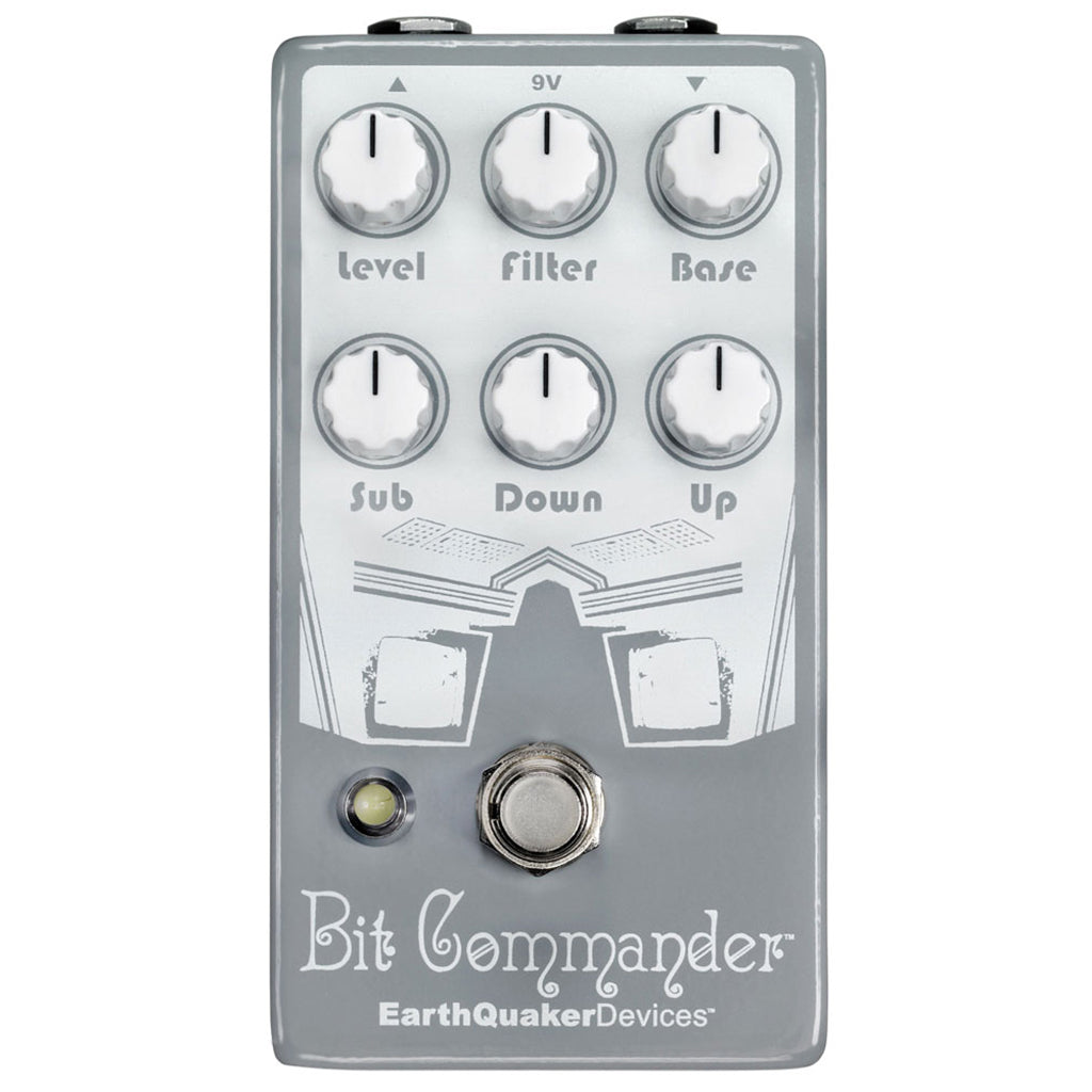 Earthquaker Bit Commander - Octave Synth