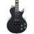 Jackson X Series Signature Marty Friedman Monarkh SC - Black With White Bevels - Laurel Fretboard