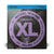 D'Addario - EXL190 - 40-100 Long Scale - Bass Strings