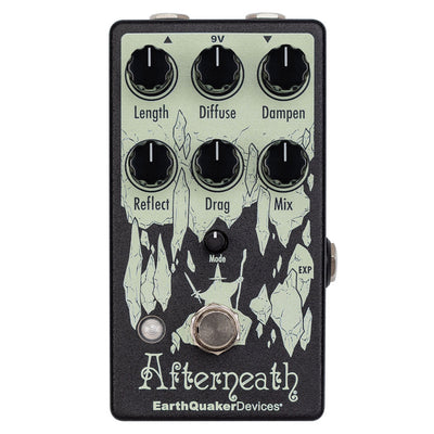 Earthquaker Devices - Afterneath Otherworldy Reverb V3