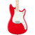 Fender Duo Sonic - Maple Fretboard - Torino Red
