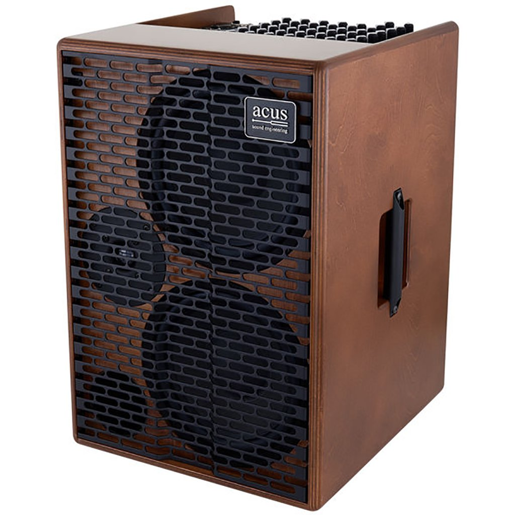 Acus One Forstrings AD - Wood 350 Watt Acoustic Amp