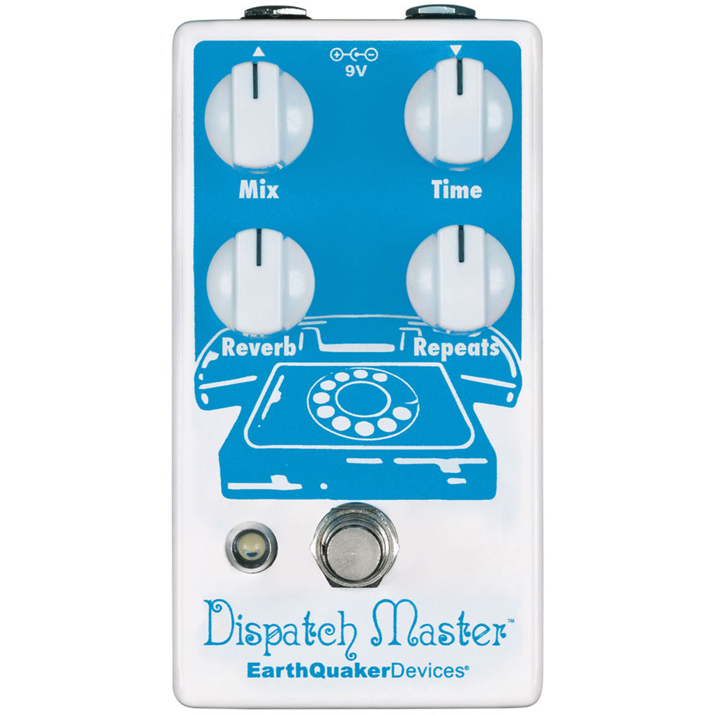 Earthquaker Devices - Dispatch Master Delay/Reverb V3