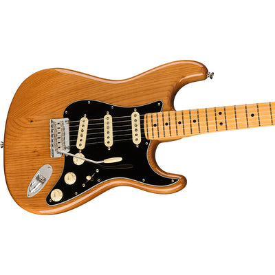Fender - American Professional II Stratocaster® - Maple Fingerboard - Roasted Pine