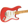 Fender - Vintera Road Worn® 50s Stratocaster® - Maple Fingerboard - Fiesta Red
