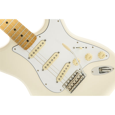 Fender Jimi Hendrix Stratocaster - Olympic White- Maple Neck - Pickups