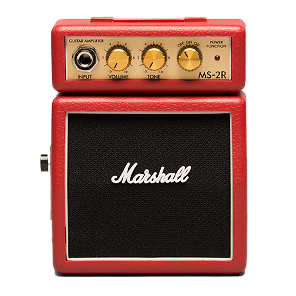 Marshall MS2R Micro Amp - Red