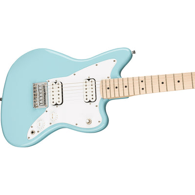 Squier - Mini Jazzmaster® HH - Maple Fingerboard - Daphne Blue