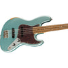 Fender - 60th Anniversary Roadworn '60s Jazz Bass® - Pau Ferro Fingerboard - Firemist Silver