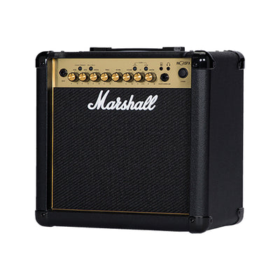 Marshall MG15GFX Gold Combo with Digital Effects