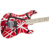 EVH Striped Series 5150 - Red, Black, White - Side