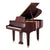Yamaha GB1KPM Baby Grand Piano - Polished Mahogany