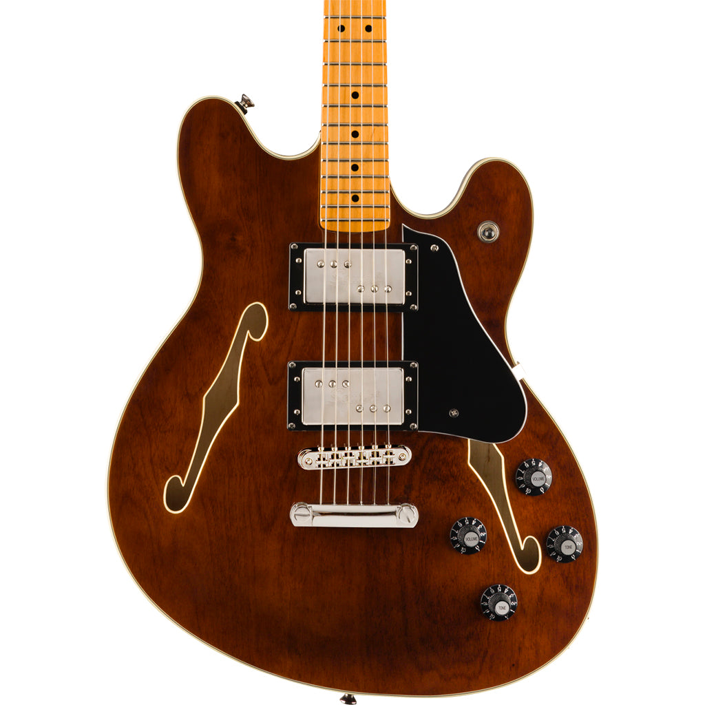 Squier - Classic Vibe Starcaster - Walnut - Maple Fingerboard