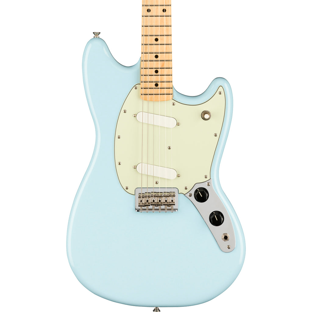 Fender - Player Mustang - Maple Fingerboard - Sonic Blue
