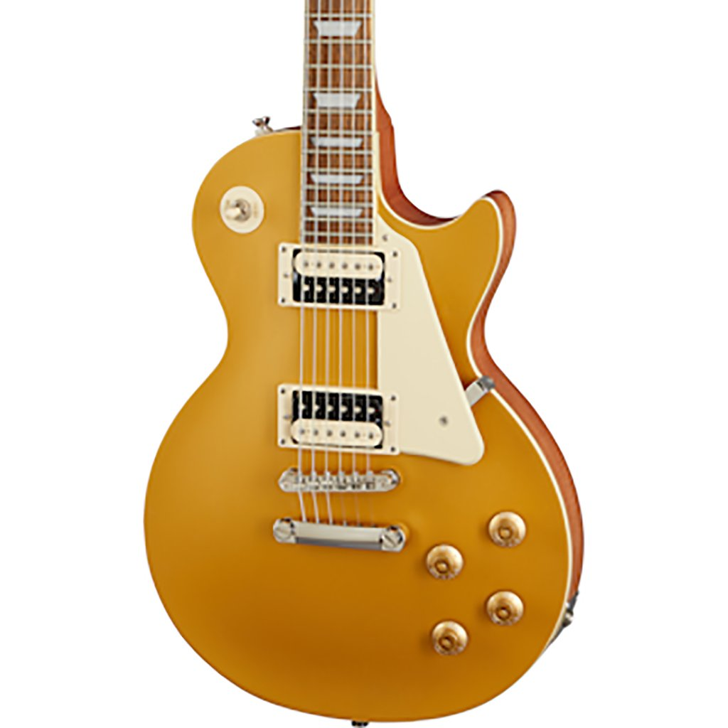 Epiphone Les Paul Classic Worn - Metallic Gold