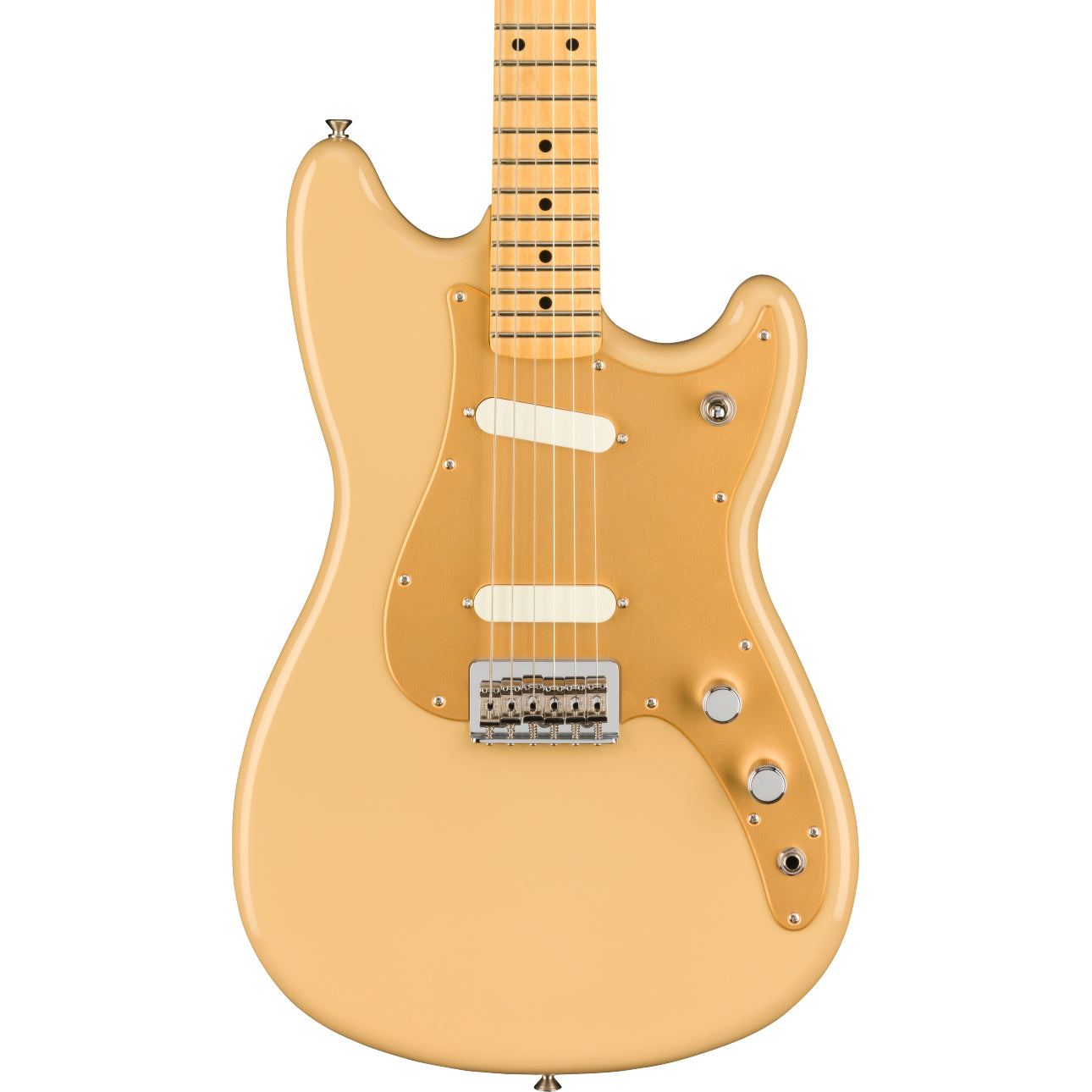 Fender Duo Sonic - Desert Sand - Maple Neck