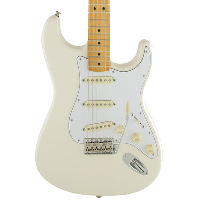 Fender Jimi Hendrix Stratocaster - Olympic White- Maple Neck