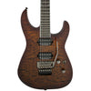 Jackson SL2Q Soloist - Ebony Fretboard - Transparent Root Beer - Hero