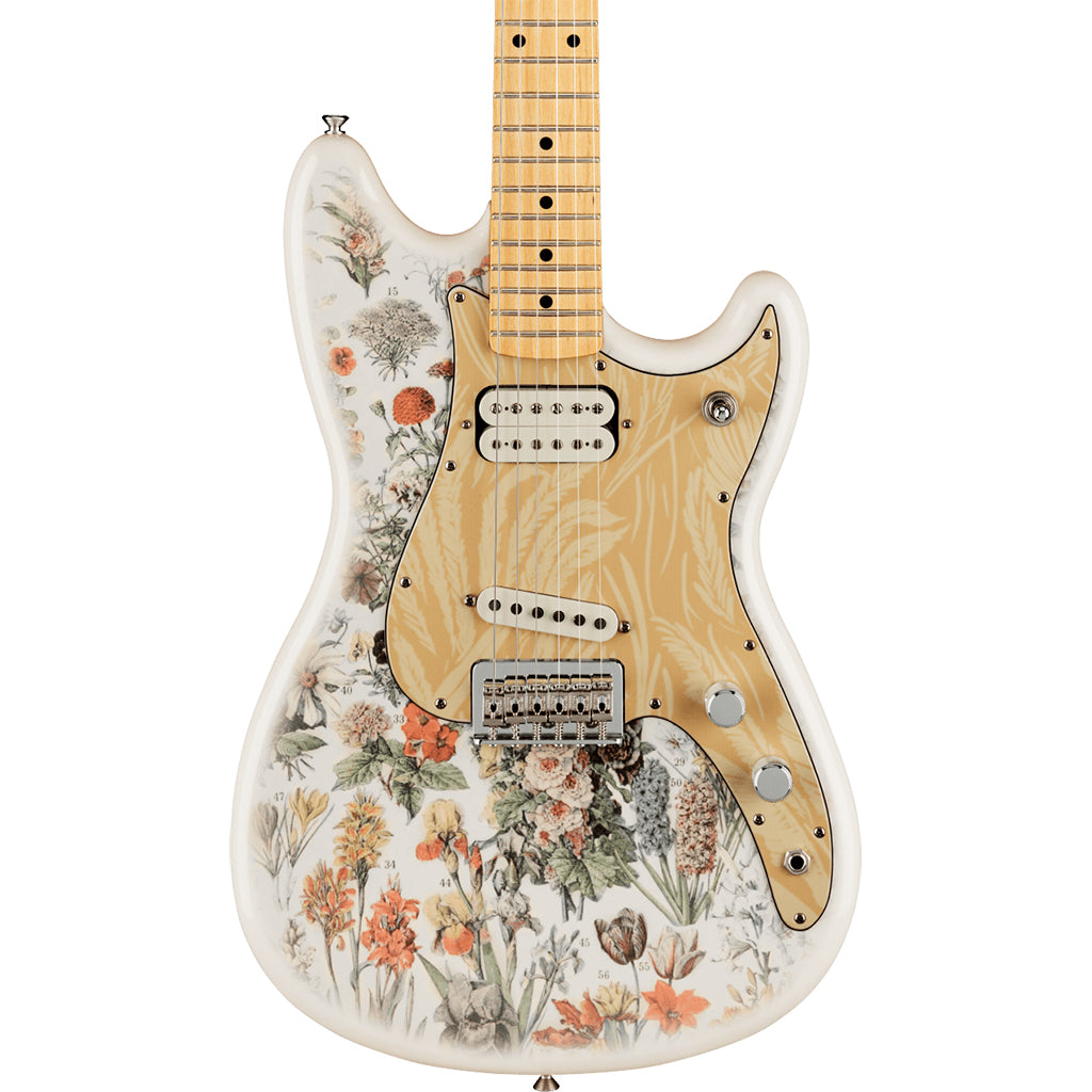Fender - Shawn Mendes Musicmaster® - Maple Fingerboard - Floral